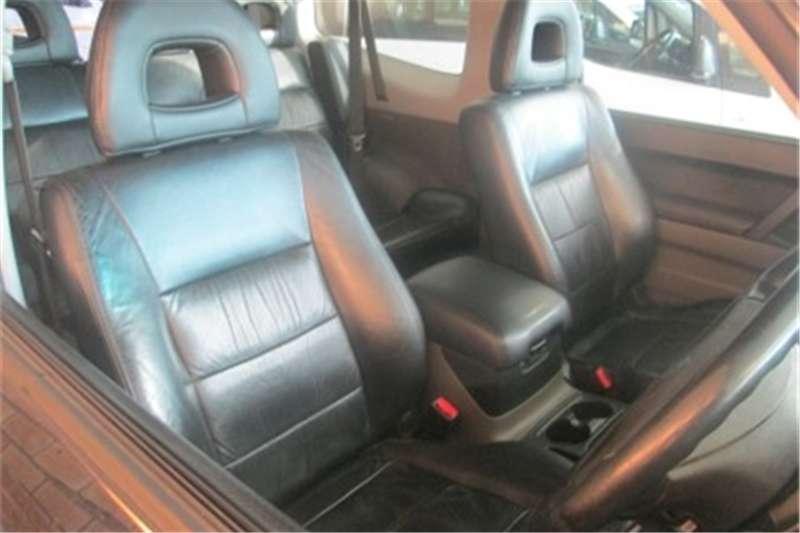 Mitsubishi Pajero 3-door 3.8 GLS 2006