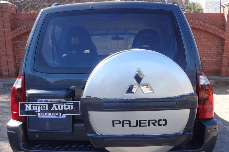 Used 2008 Mitsubishi Pajero 3-door PAJERO 3.2 Di   Dc GLS SWB A/T