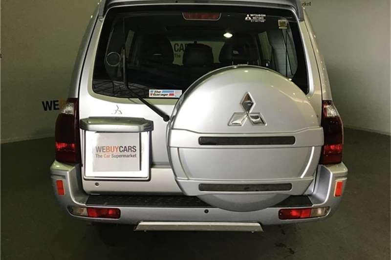 Mitsubishi Pajero 5-door 3.2DI-D GLS 2005