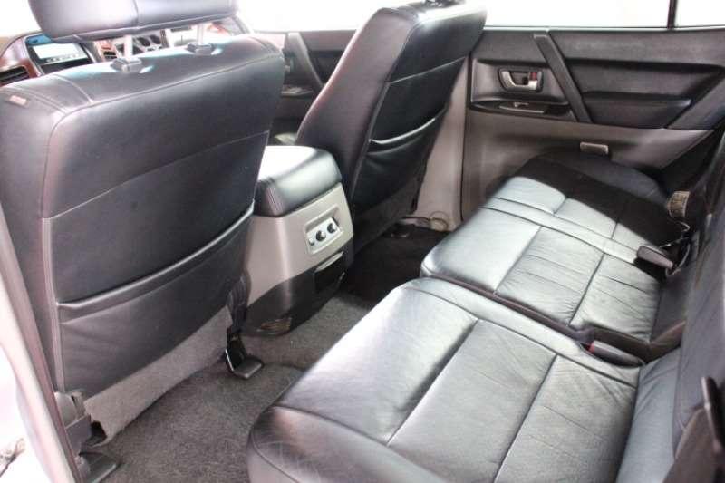 Mitsubishi Pajero 5 door 3.2DI D GLS 2005