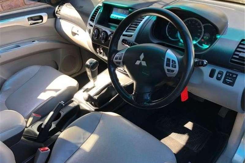 Mitsubishi Pajero 5 door 3.2DI D GLS 2009