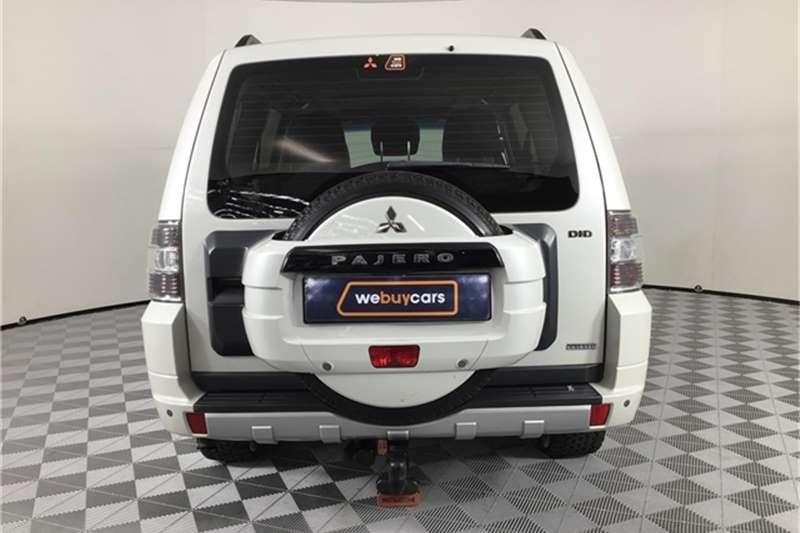 Mitsubishi Pajero 5-door 3.2DI-D GLS 2012