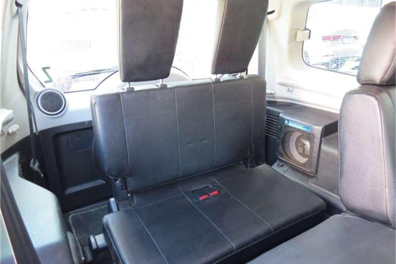 Used 2013 Mitsubishi Pajero 5 door 3.2DI D GLS