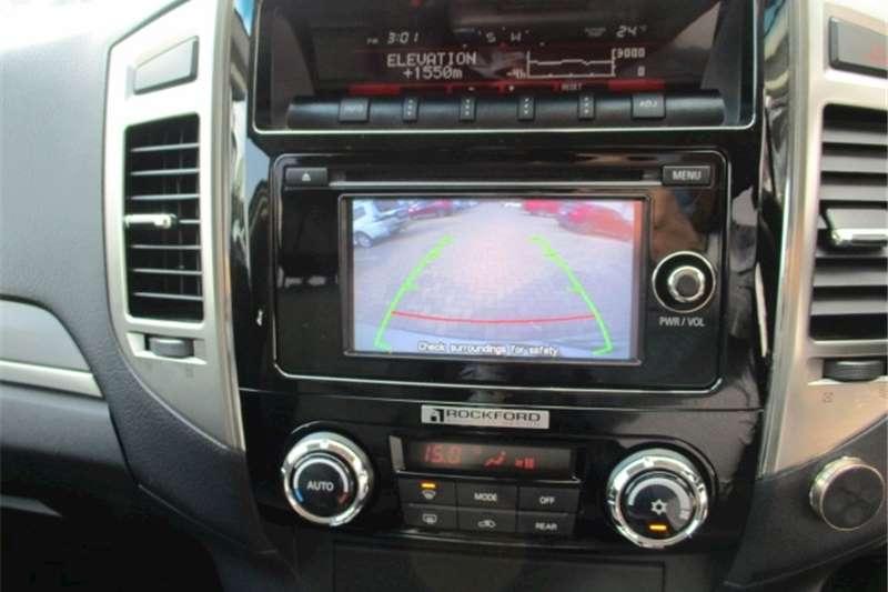 Mitsubishi Pajero 5 door 3.2DI D GLS 2018