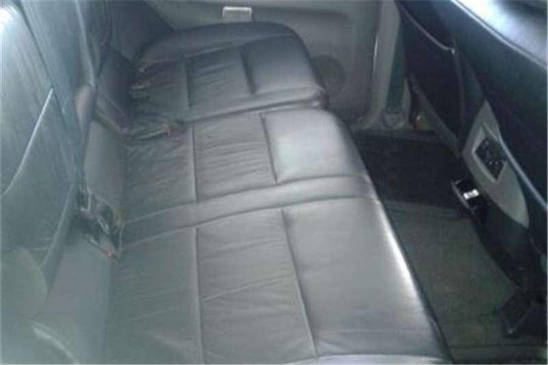 Mitsubishi Pajero 5 door 3.8 GLS 2007