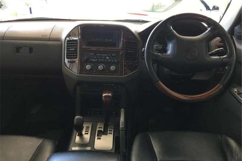 Mitsubishi Pajero 5-door 3.8 GLS 2007