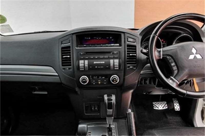 Mitsubishi Pajero 5 door 3.8 GLS 2008