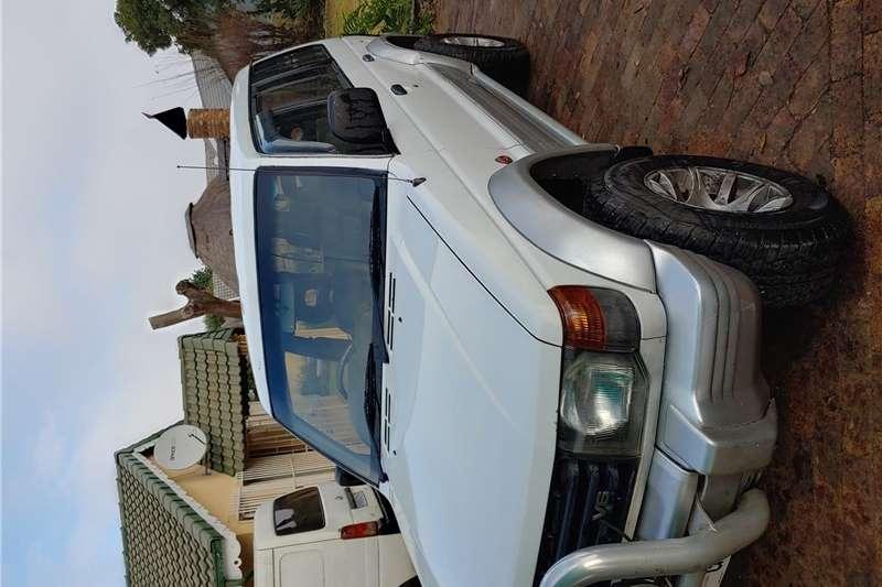 Mitsubishi Pajero 5 door 3.8 GLS Exceed 1998