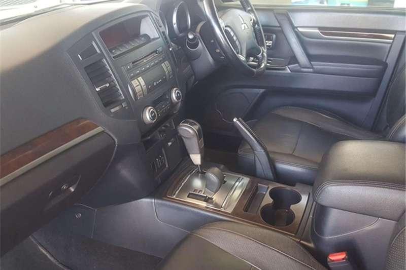 2012 Mitsubishi Pajero 5 door 3.2DI D GLX