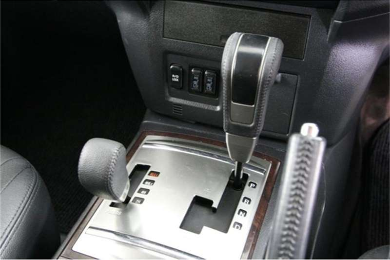 2015 Mitsubishi Pajero 5 door 3.2DI D GLS
