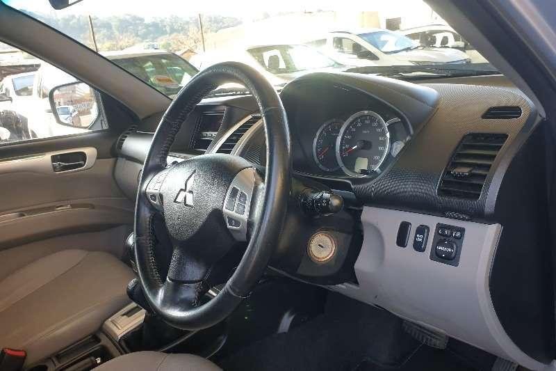Used 2012 Mitsubishi Pajero Sport PAJERO SPORT 2.4D 4X4 A/T