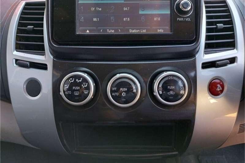 2014 Mitsubishi Pajero Sport Pajero Sport 2.5DI-D 4x4 auto