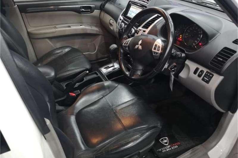 Used 2014 Mitsubishi Pajero Sport 2.5DI D auto