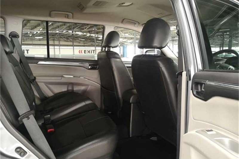 2014 Mitsubishi Pajero Sport Pajero Sport 2.5DI-D auto