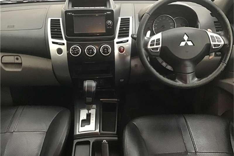Mitsubishi Pajero Sport 2.5DI-D auto 2016