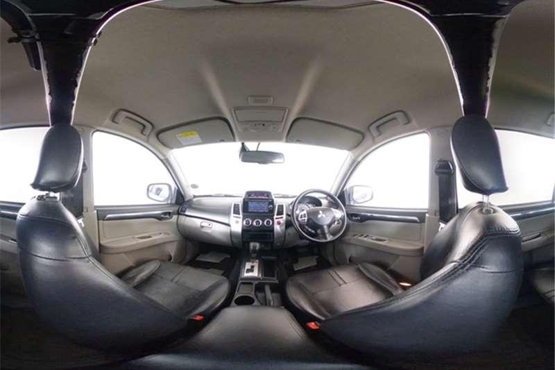 Used 2016 Mitsubishi Pajero Sport 2.5DI D auto