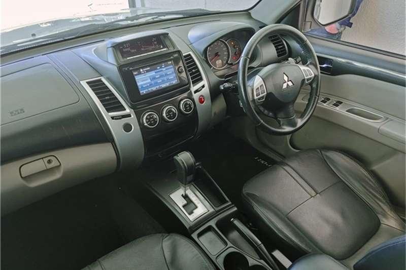 Used 2017 Mitsubishi Pajero Sport 2.5DI D auto