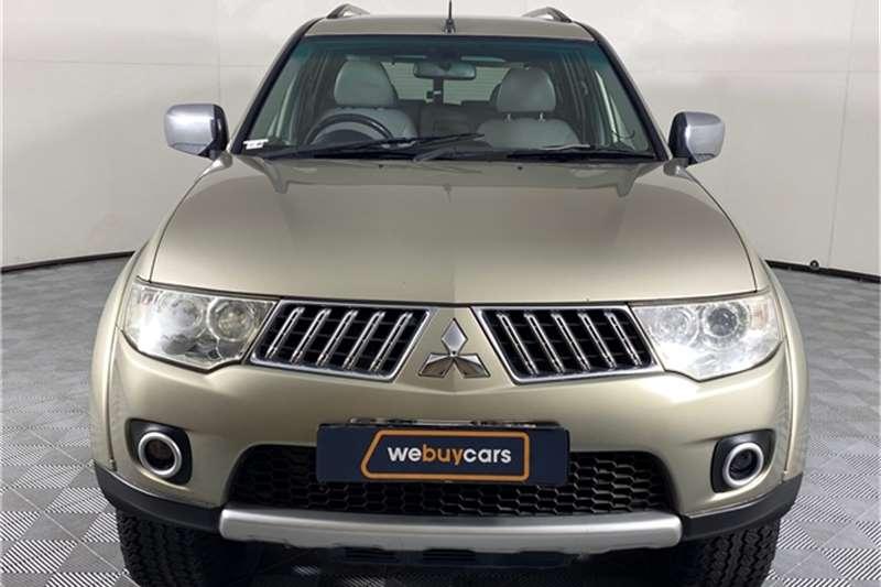 Used 2009 Mitsubishi Pajero Sport 3.2DI D GLS