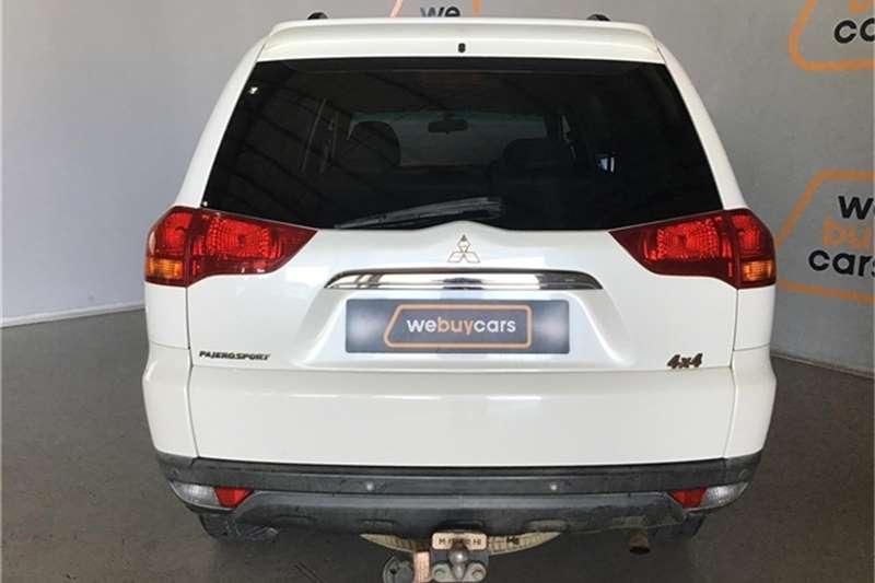 Mitsubishi Pajero Sport 3.2DI D GLS 2010