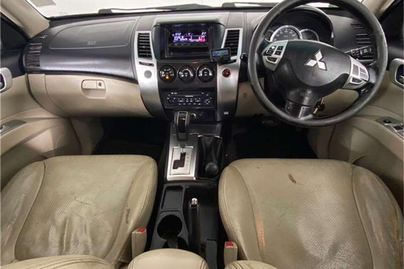 2010 Mitsubishi Pajero Sport Pajero Sport 3.2DI-D GLS