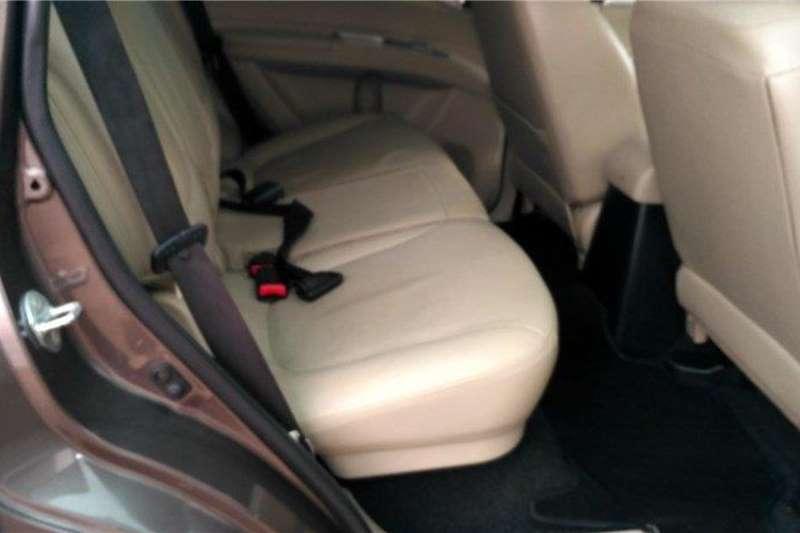 Mitsubishi Pajero Sport 3.2DI D GLS A/T 2012