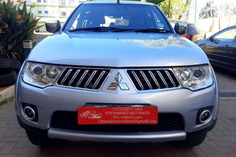 Used 2012 Mitsubishi Pajero Sport 3.2DI D GLS auto