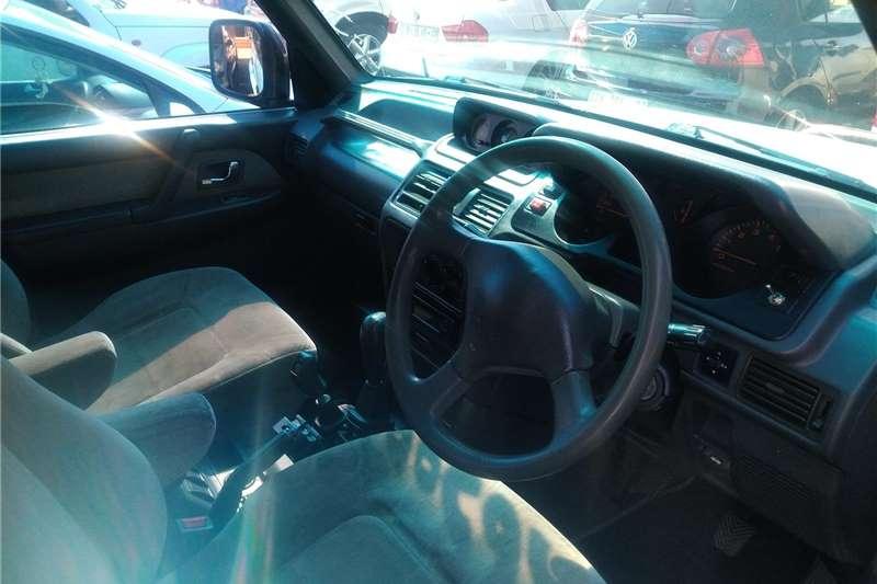 Used 1995 Mitsubishi Pajero