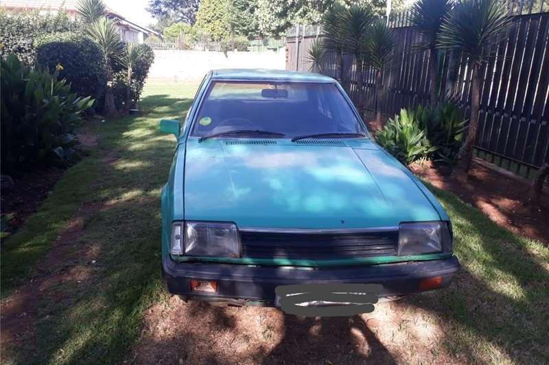 Mitsubishi Rodeo 1986