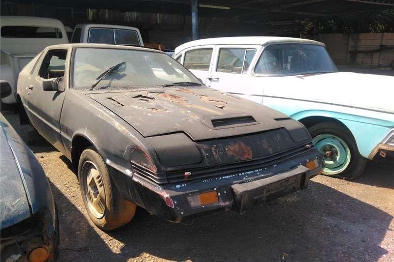 Mitsubishi Starwagon 1985