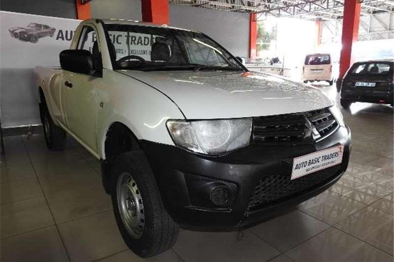Used 2015 Mitsubishi Triton 2.4 GLX
