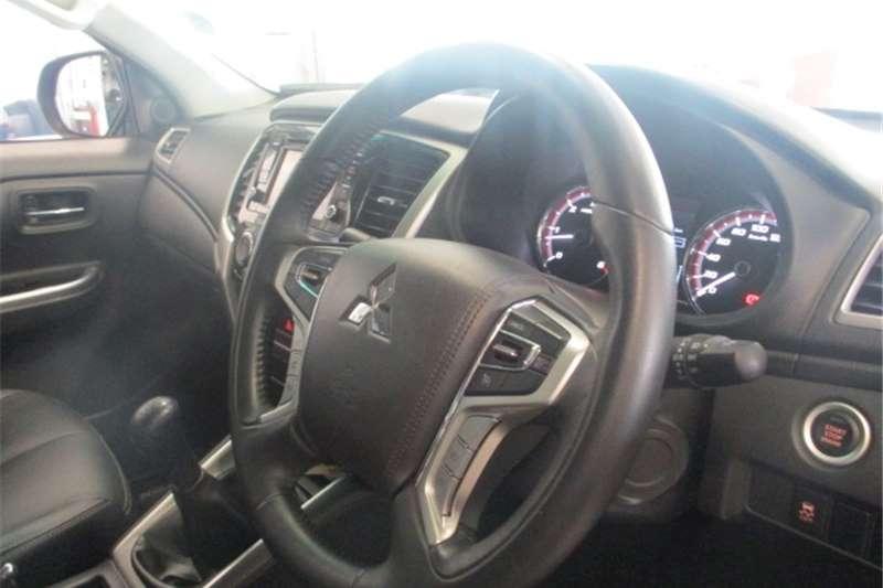 Mitsubishi Triton 2.4DI D double cab 2019