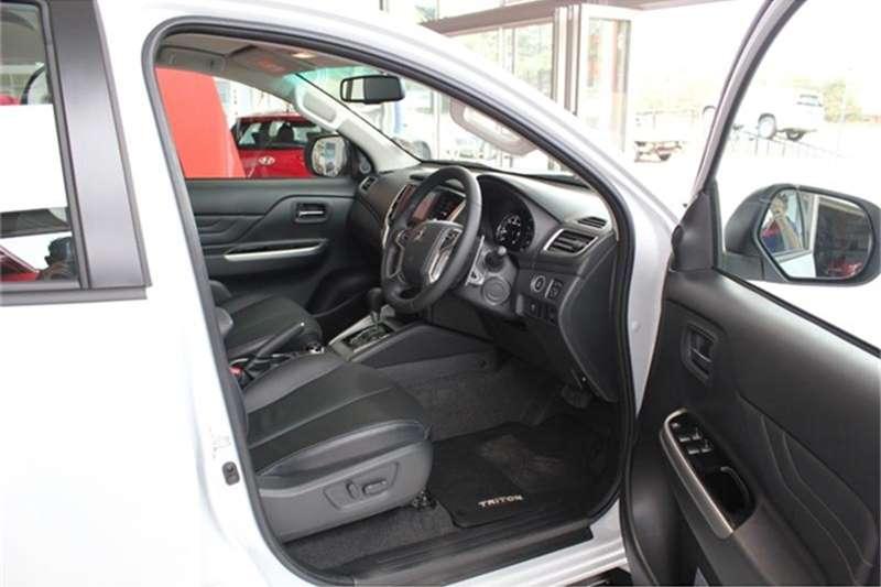 Mitsubishi Triton 2.4DI D double cab 4x4 auto 2019