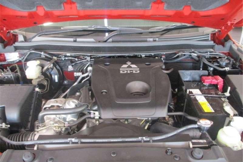 Mitsubishi Triton 2.4DI D double cab 4x4 auto 2020