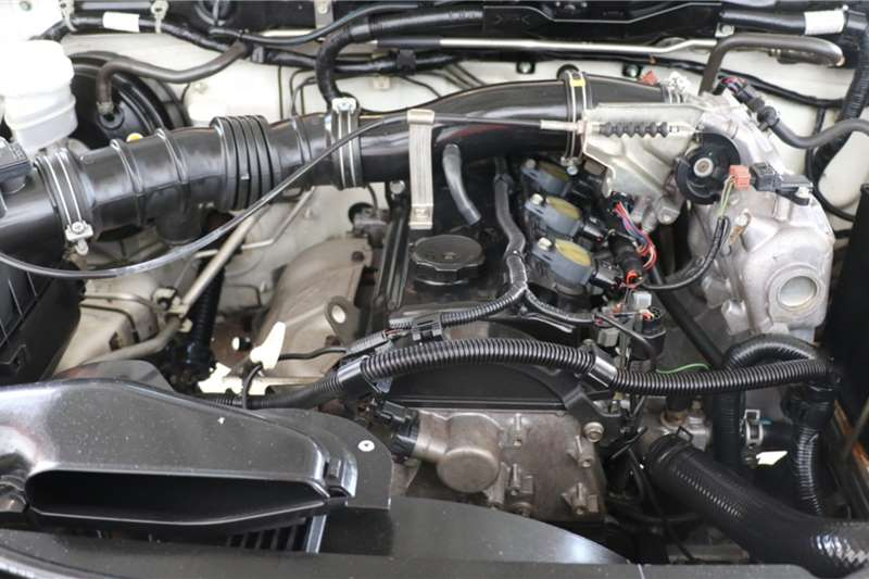 Used 2009 Mitsubishi Triton 2.4DI D double cab auto