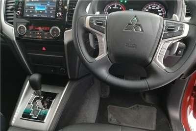 Mitsubishi Triton 2.4DI D double cab auto 2019