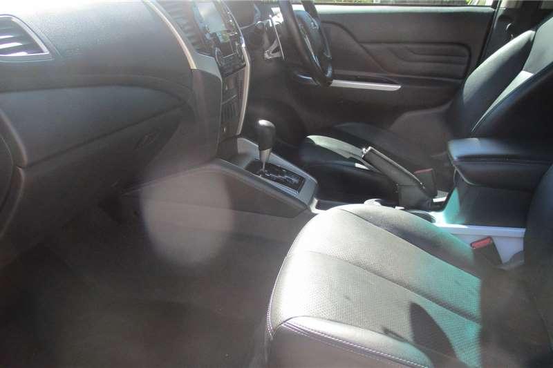 Used 2019 Mitsubishi Triton 2.4DI D double cab auto
