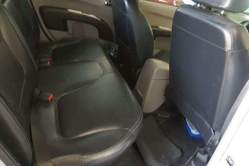 Mitsubishi Triton 2.5DI D 4x2 double cab 2010