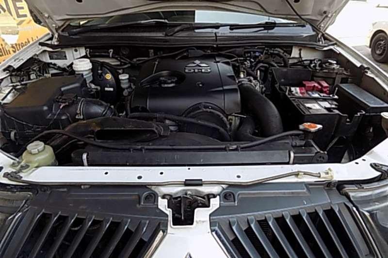 Mitsubishi Triton 2.5DI D 4x4 double cab 2009