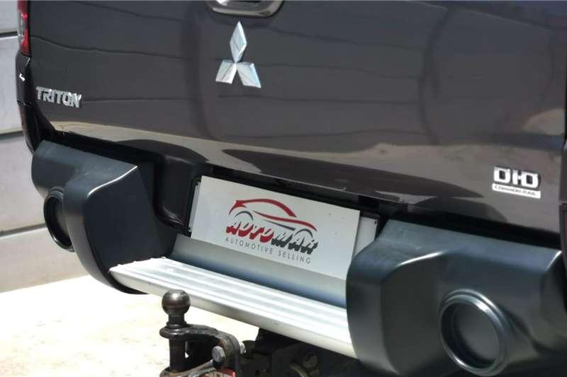 Mitsubishi Triton 2.5DI D 4x4 double cab 2015