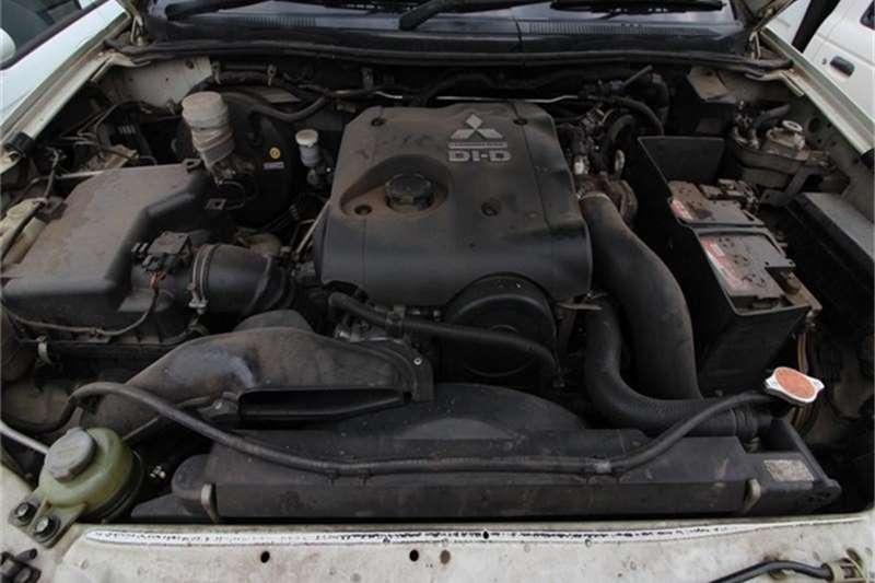 Mitsubishi Triton 2.5DI-D ClubCab 2010