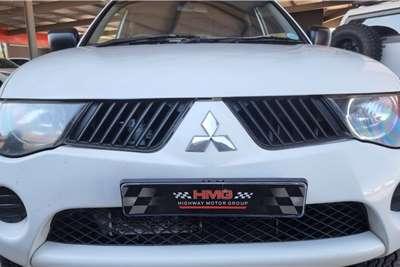 2010 Mitsubishi Triton Triton 2.5DI-D ClubCab