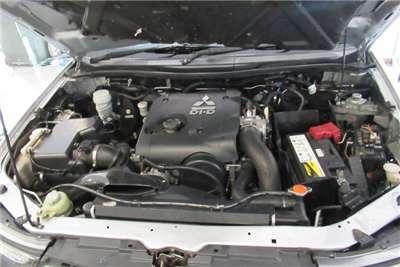 Mitsubishi Triton 2.5DI D double cab 2010
