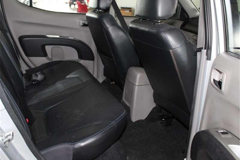 Mitsubishi Triton 2.5DI-D double cab 2011