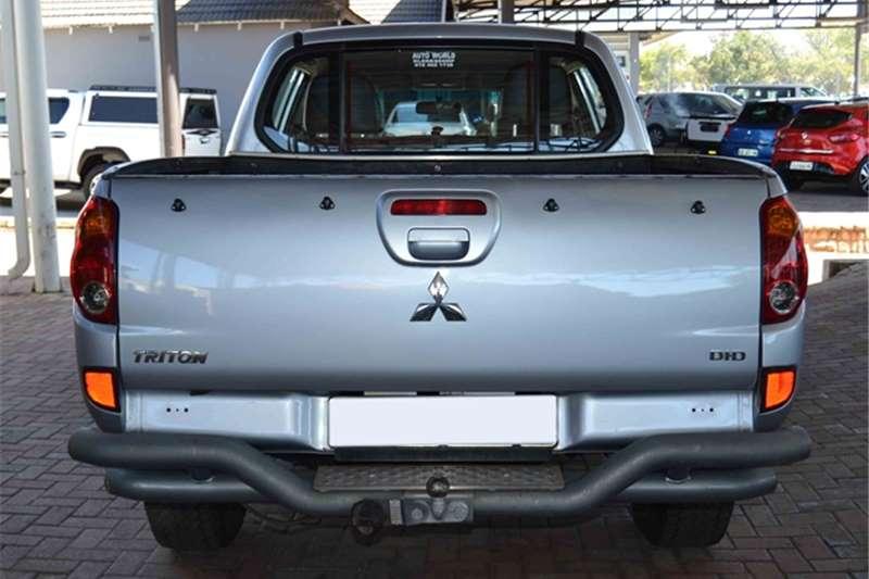 Used 2011 Mitsubishi Triton 2.5DI D double cab