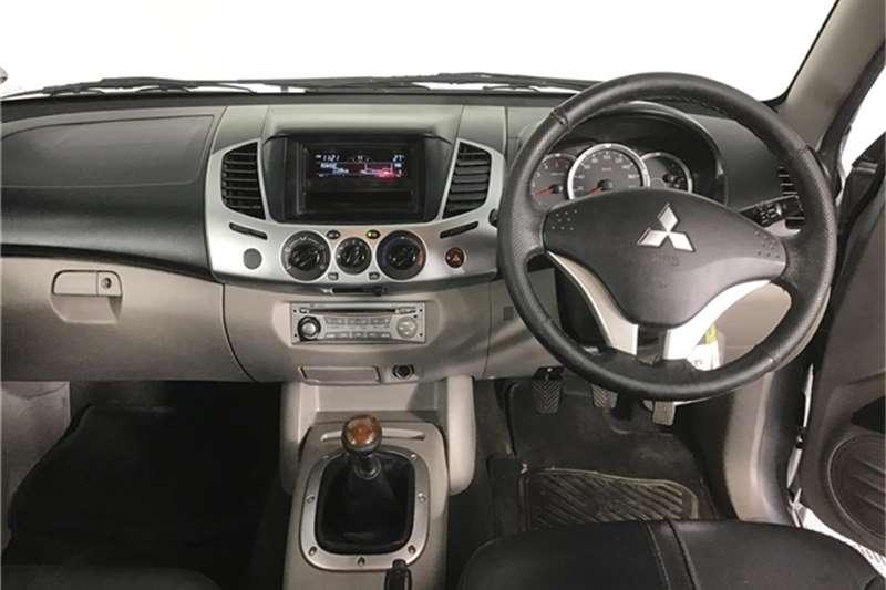 Mitsubishi Triton 2.5DI-D double cab 2013