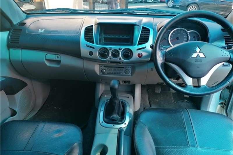 Mitsubishi Triton 2.5DI D double cab 2013