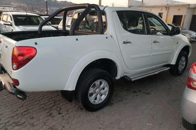 Used 2014 Mitsubishi Triton 2.5DI D double cab Xtreme