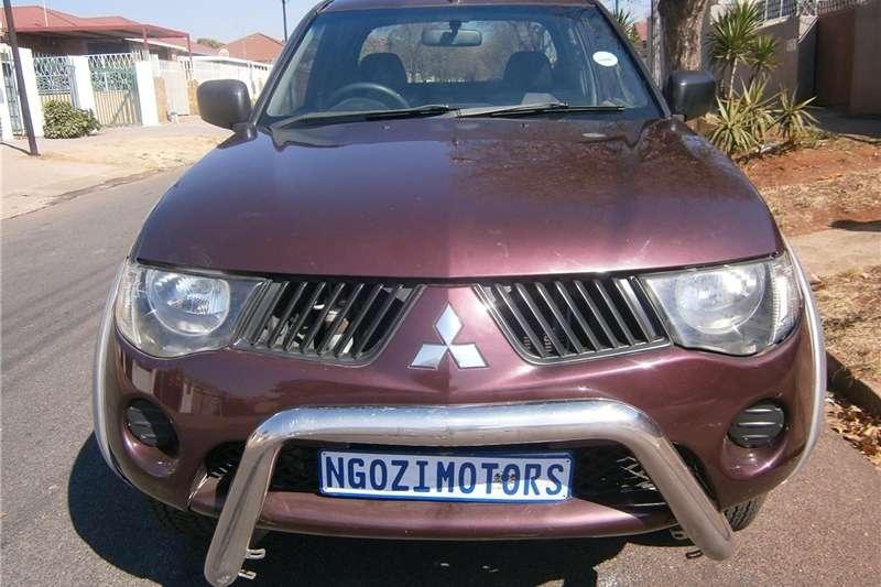Mitsubishi Triton 2.5DI D GL 2009