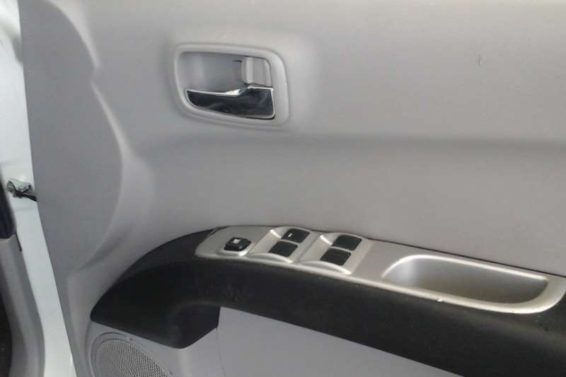 Mitsubishi Triton 2.5DI D GLX 2012