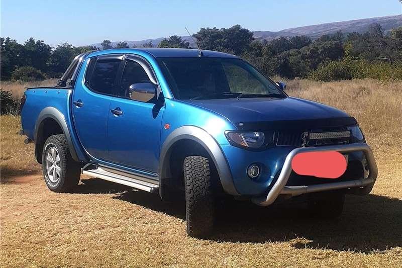 Used 2007 Mitsubishi Triton